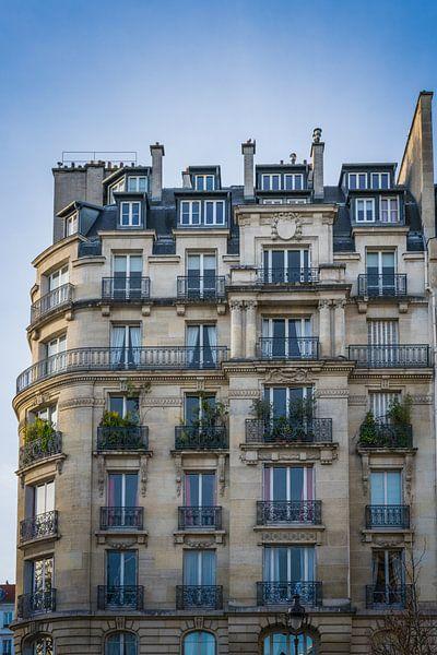 Parijs, stijlvol appartement van Patrick Verhoef