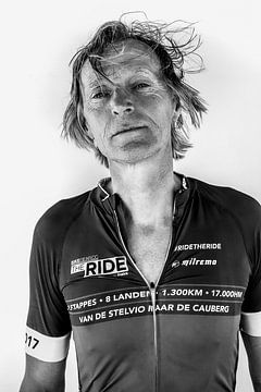René - Scott sur Léon van Bon - FOR THE LOVE OF MY BIKE
