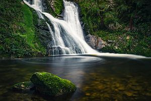 Allerheiligen Waterfall II van