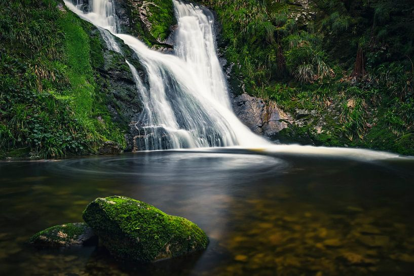 Allerheiligen Waterfall II van Michael Schwan