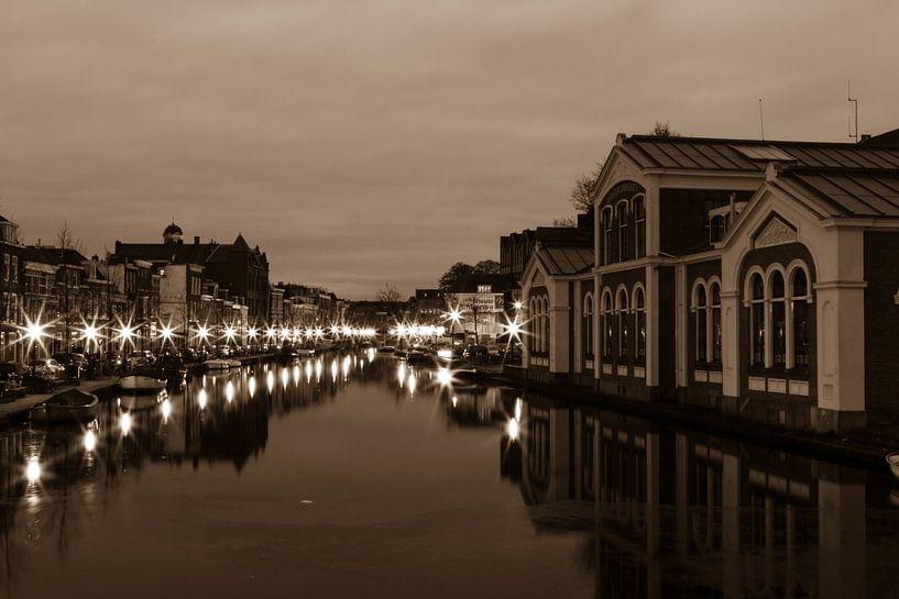 Leiden - nieuw minerva van Leanne lovink