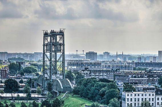Rotterdam: de Hef en de Kuip