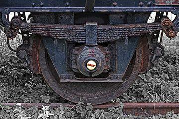 Trein wiel von Wybrich Warns