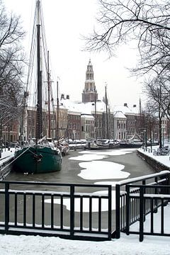 Hoge der Aa - Groningen van Ronald Hulsebos
