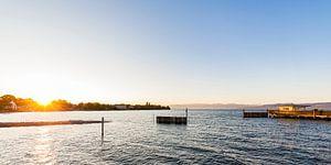 Langenargen at Lake Constance