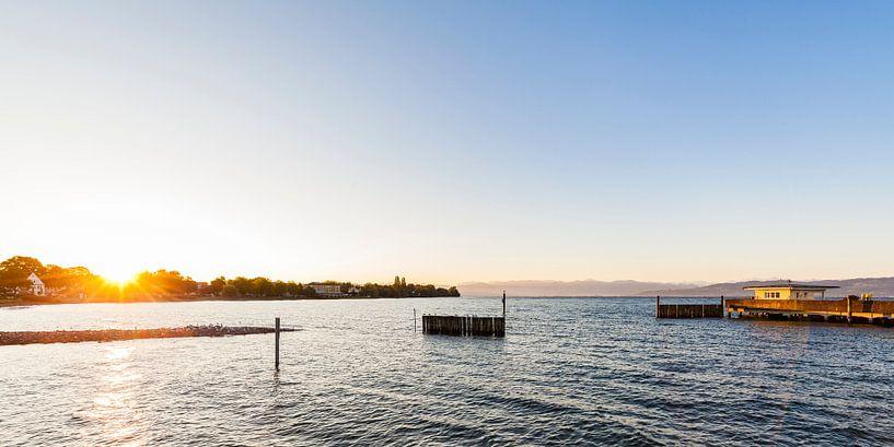Langenargen at Lake Constance van Werner Dieterich