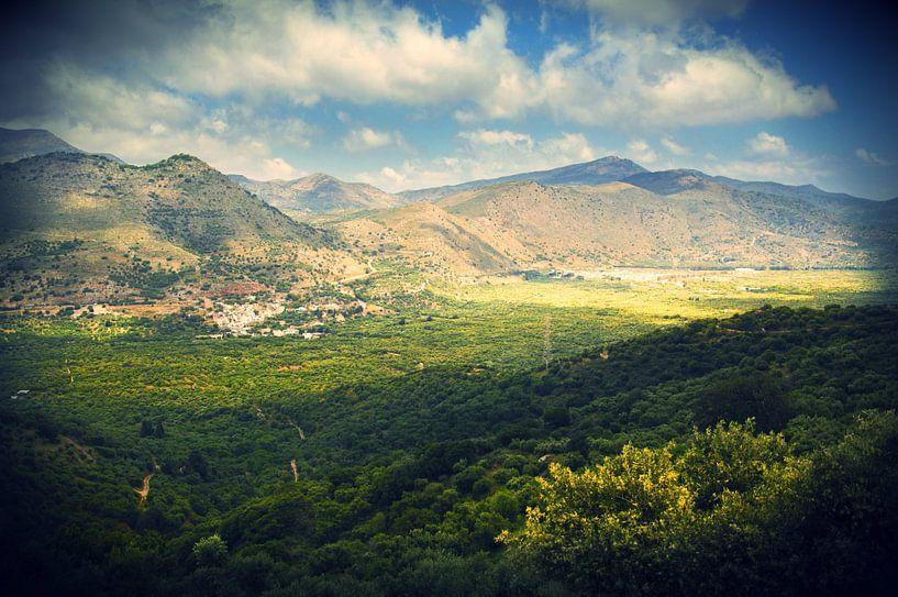 Mountains of Crete (Greece) van King Photography