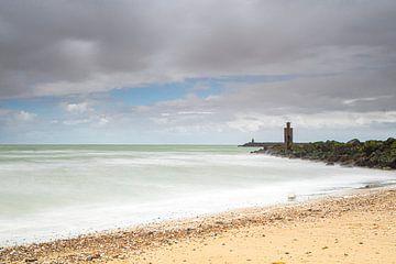 Grevelingenmeer, strand