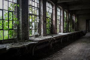 Kristallerie fabriek van