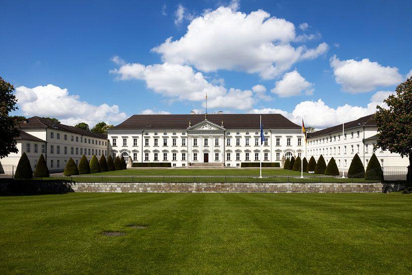 Palais Bellevue, Berlin sur Frank Herrmann