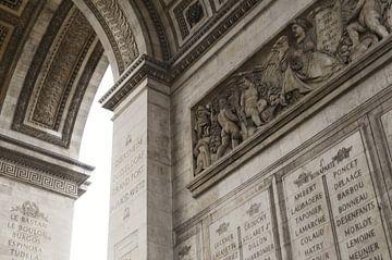 Arc de Triomphe sur angela de baat