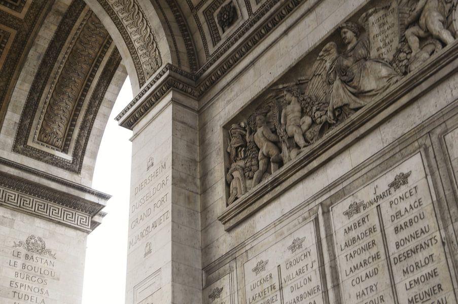 Arc de Triomphe van angela de baat