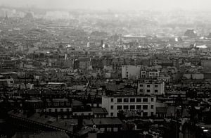 View over Paris.