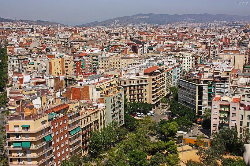 [barcelona] - ... the colours of the city sur Meleah Fotografie
