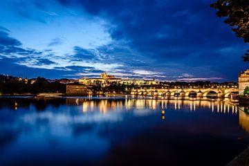 Prague sur Thomas van Houten
