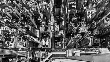 Blick vom Empire State Building von Kurt Krause