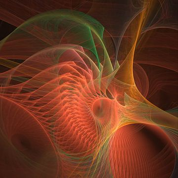 orange dream van Isa Bild
