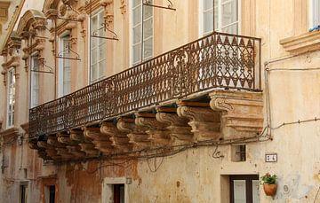 Balcon de Gallipoli sur Henk Alblas