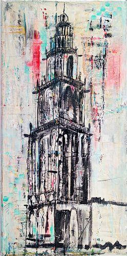 Groningen Martiniturm von