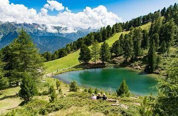 Zuid Tirol - berglandschap von Erik Bertels