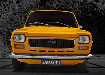 Fiat 127 van aRi F. Huber