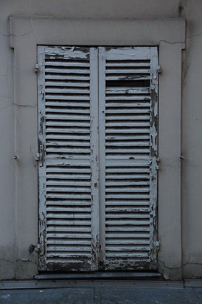 Parijs' raam van FotovanHenk