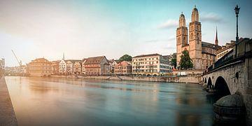 Zürich: Grossmünster sur Severin Pomsel