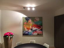 Klantfoto: High tea van Atelier Paint-Ing