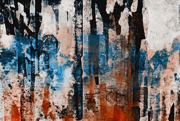 Afrika Abstrakt von Jacob von Sternberg