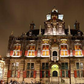 Stadhuis Delft von Sven Zoeteman