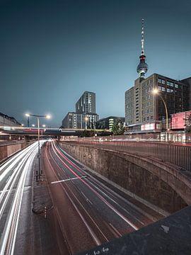 Berlin Citylights sur Sven Hilscher