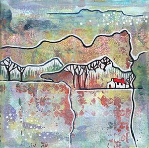 Saisonale Landschaft - Winter