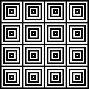 Nested | Center | 04x04 | N=04 | W van Gerhard Haberern