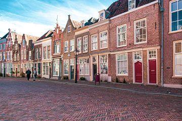 Het mooie oude Dordrecht van Petra Brouwer