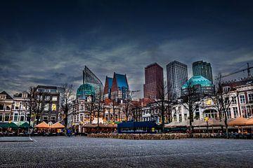 Den Haag,  Plein van Marcel van Berkel