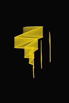 Digital Abstrakt von Irene Ragoß