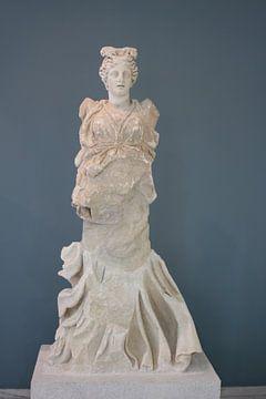 Statue aus dem Museum von Philippi / Φίλιπποι (Daton) - Griechenland von ADLER & Co / Caj Kessler