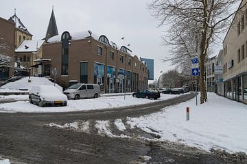 Bongerd Heerlen in de winter van Francois Debets