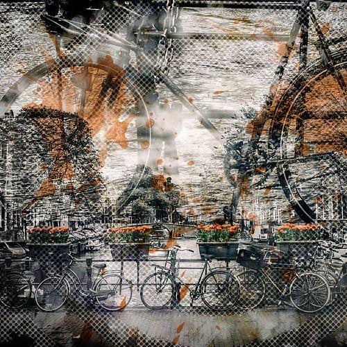 City Art AMSTERDAM Bicycles