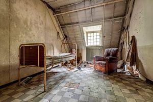 Lunatic Asylum van