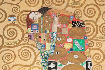 Liebende, Gustav Klimt