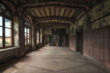 Verlassene Burg von Maikel Brands