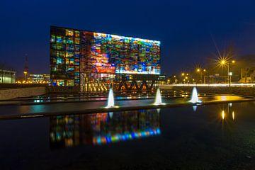 Museum Beeld en Geluid, Hilversum sur Marc Broekman