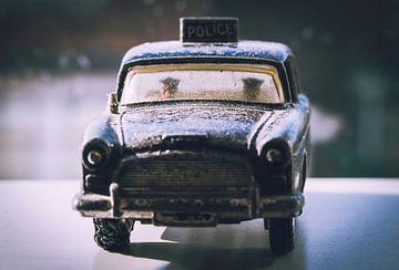 Dinky Toy, Police Car van Auke Hamers