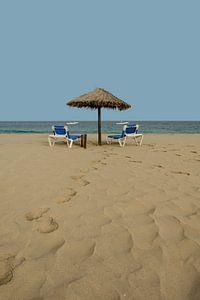 Silence Beach van