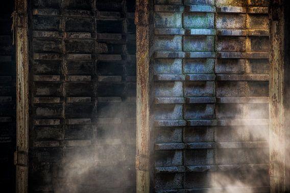 Stof, oude muren en een prachtige sfeer
