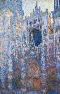 de kathedraal van Rouen, West Façade, Claude Monet van