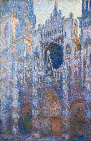 Cathédrale de Rouen, Façade Ouest, Claude Monet