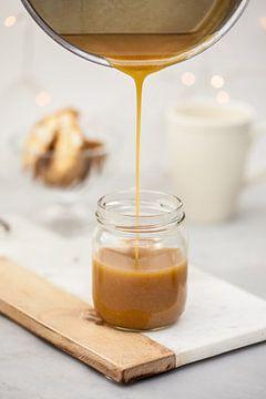 Gezouten karamel van Nina van der Kleij
