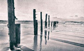 Nordseeküste von Kirsten Warner